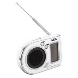 фото Радиоприемник AEG WE 4125. Цвет: белый