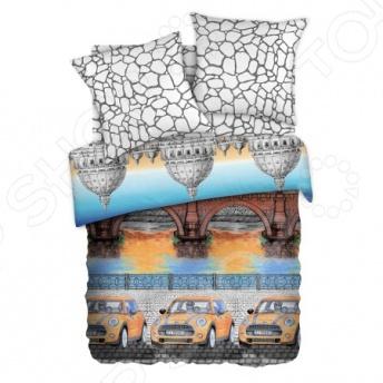 Комплект постельного белья Унисон «Итальянская серенада»