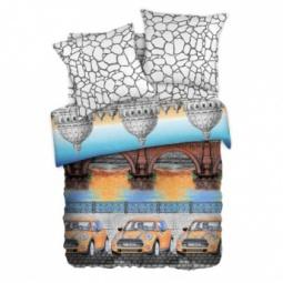 фото Комплект постельного белья Унисон «Итальянская серенада». Семейный