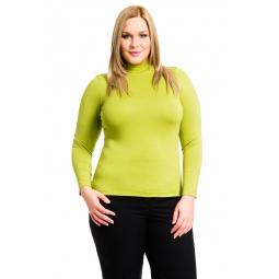 фото Водолазка Mondigo XL 036. Цвет: зеленый. Размер одежды: 48