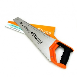 фото Ножовка с крупным зубом Sturm! 1060-07. Общая длина: 500 мм