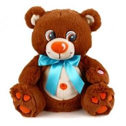 Купить Мягкая игрушка интерактивная Fluffy Family «Медвежонок Тоша»
