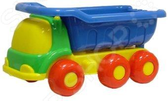 Машинка игрушечная Полесье «Самосвал Универсал» rubis пинцет универсал голубой