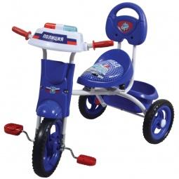 Купить Велосипед трехколесный 1 Toy Т57614 «Спецслужбы»