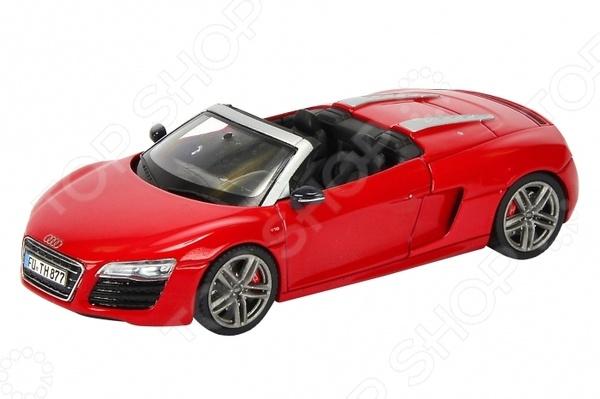 Модель автомобиля 1:43 Schuco Audi R8 Spyder
