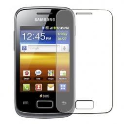 фото Пленка защитная LaZarr для Samsung Galaxy Y duos S6102. Тип: антибликовая
