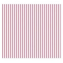 фото Отрез ткани Tilda Классические полосочки. Цвет: красный
