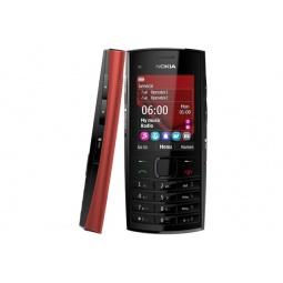 фото Мобильный телефон Nokia X 2-02. Цвет: красный