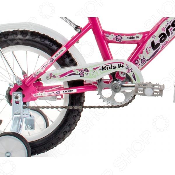 Детский велосипед Larsen