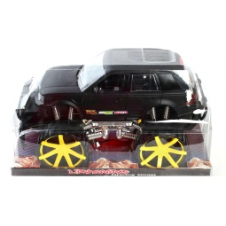 фото Машинка инерционная Shantou Gepai «Джип» 688-6A