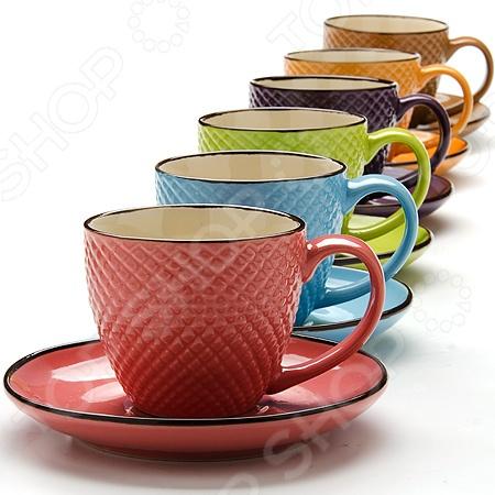 Чайный сервиз Loraine LR-24650 сервиз чайный loraine на подставке 13 предметов 43283