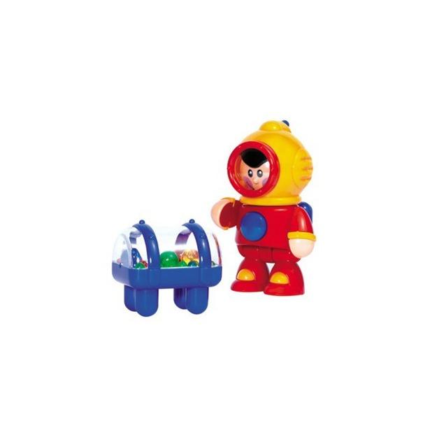 фото Игрушка для ванны Tolo Toys Водолаз