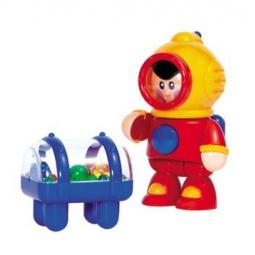 Купить Игрушка для ванны Tolo Toys Водолаз