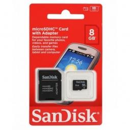 Купить Карта памяти SanDisk SDSDQM-008G-B35A