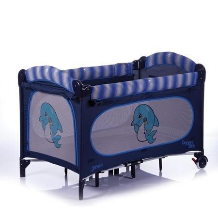 Купить Манеж-кровать Jetem C1 Dolphin