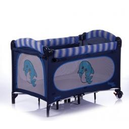 фото Манеж-кровать Jetem C1 Dolphin