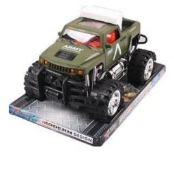 фото Машинка инерционная Shantou Gepai «Военный джип»