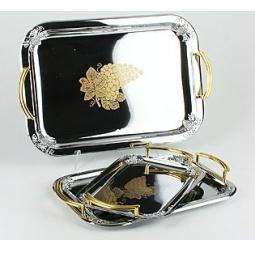 Купить Набор подносов Mayer Boch «Королевский шик»