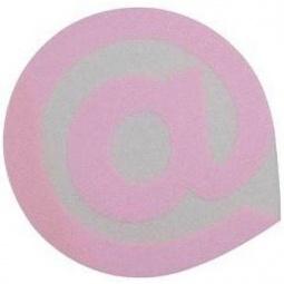 фото Коврик для мыши Nova MP3000. Цвет: розовый