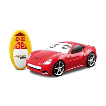 Купить Машинка с пультом Bburago Ferrari kids