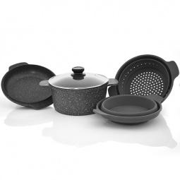 Купить Набор посуды Delimano Stone Expert «Семейный обед»