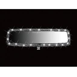 Купить Зеркало внутрисалонное со стразами D.A.D AJ01