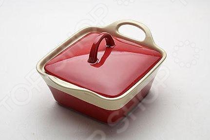 Жаровня Mayer&amp;amp;Boch MB-21806Жаровни и грили<br>Жаровня Mayer Boch MB-21806 станет отличным дополнением к вашему набору кухонной утвари. Посуда выполнена из высококачественной, не вступающей в реакции с продуктами питания, керамики и покрыта цветной глазурью. Преимущество керамической посуды состоит в равномерном распределении и длительном удержании тепла. Жаровня многофункциональна и практична в использовании; подходит для приготовления различных блюд: запеканок, жаркого, лазаньи и т.д.<br>