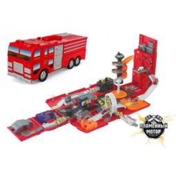 Купить Конструктор игровой Пламенный Мотор «Пожарная машина - Автогород»