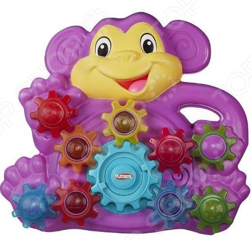 фото Игрушка развивающая Hasbro Озорная обезьянка, Другие развивающие игрушки и игры