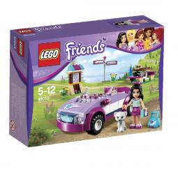 фото Конструктор LEGO Спортивный автомобиль Эммы