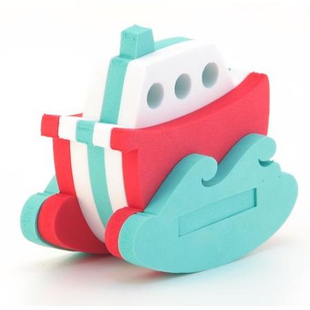 Купить Конструктор мягкий El Basco для ванной «Кораблик»