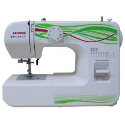 фото Швейная машина Janome Sew Line 200