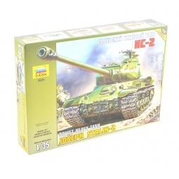 фото Сборная модель Звезда советский танк «Ис-2»