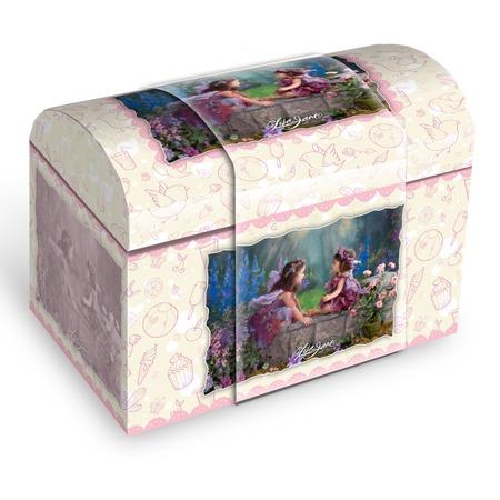 Купить Музыкальная шкатулка для украшений Lisa Jane 17130