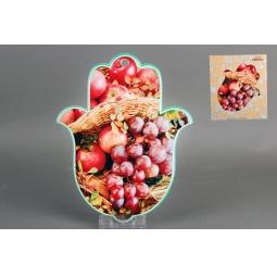 Купить Подставка под горячее Коралл «Корзина с фруктами»