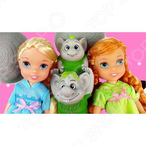 Набор игровой Disney «Холодное сердце». В ассортиментеКуклы<br>Товар продается в ассортименте. Вид набора при комплектации заказа зависит от наличия товарного ассортимента на складе. Набор игровой Disney Холодное сердце станет отличным подарком для вашей любимой дочурки. Очаровательные принцессы и их верные друзья тролли не оставят равнодушной ни одну малышку, девочка с радостью будет с ними играть и придумывать различные игровые сюжеты. Куклы выполнена по мотивам диснеевского мультфильма Холодное сердце . Игрушки изготовлены из высококачественных, экологически чистых материалов и предназначены для детей в возрасте от 3-х лет. Высота кукол составляет 15 см.<br>
