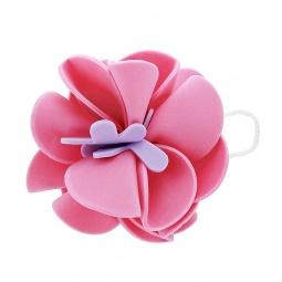 фото Мочалка для нежной и чувствительной кожи Банные штучки «Цветок»
