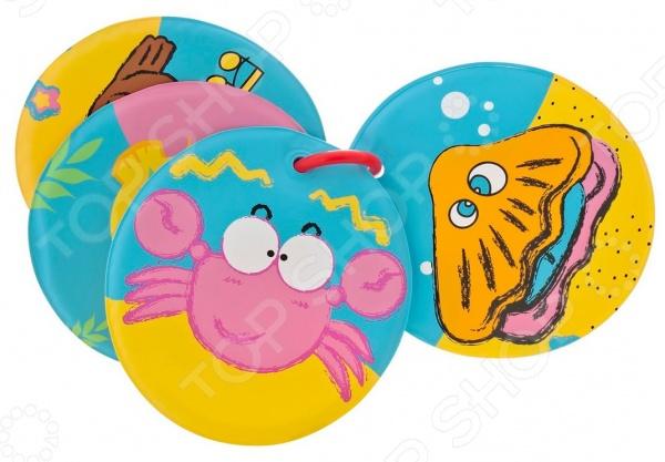 фото Книжка для ванной Мир детства «Подводное царство», Игрушки для ванной