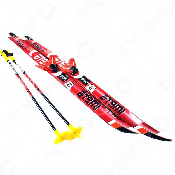 фото Комплект лыжный Atemi Formula STEP 2012 75 мм, купить, цена