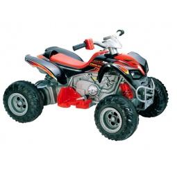 фото Квадроцикл детский электрический Пламенный Мотор 86085. Цвет: черный