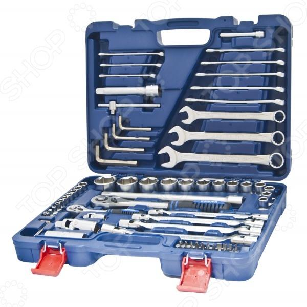 Набор инструментов Koruda KR-TK77 набор торцевых головок jonnesway 3 8dr 6 22 мм и комбинированных ключей 7 17 мм 36 предметов