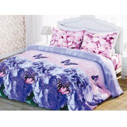 фото Комплект постельного белья Комфорт «Цветение лета»
