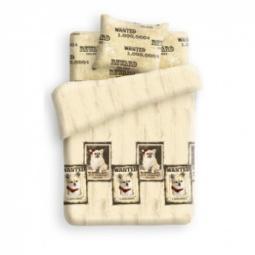 фото Комплект постельного белья For You «Чивава». 1,5-спальный