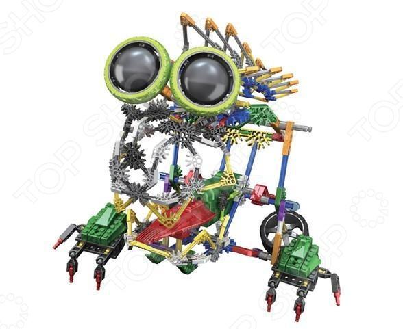 Конструктор игровой Loz iRobot «МегаЛап» loz 50 деталей синий зеленый