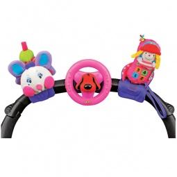 Купить Игрушка на руль K'S Kids «Гусеница, руль и мобильный телефон»