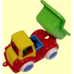 фото Машинка игрушечная Форма «Самосвал ДС»