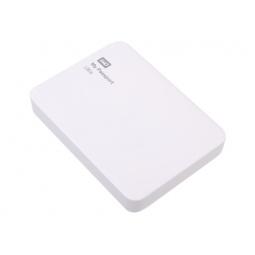 фото Внешний жесткий диск Western Digital My Passport Ultra 500Gb. Цвет: белый