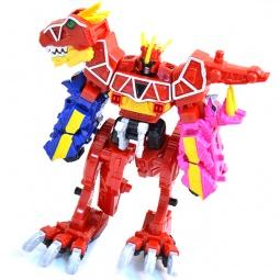 фото Фигурка-трансформер Power Rangers «Дино Мегазорд» DX