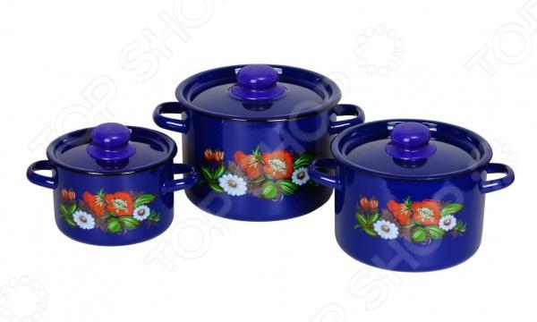 Набор посуды «Русское поле»