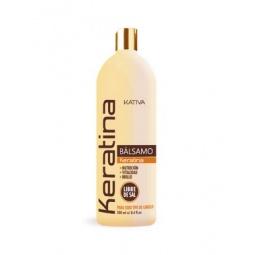 Купить Бальзам укрепляющий с кератином для всех типов волос Kativa